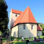 Ev. Pfarrkirche in Radefeld
