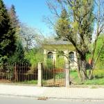 Die Orangerie des Rittergutes Greitschütz