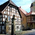 Rittergut Obern Teils in Elstertrebnitz
