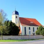 Die Kirche in Groß Dalzig