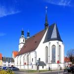 Die St. Laurentiuskirche in Pegau