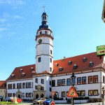 Rathaus in Pegau