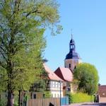 Kirche in Wiederau