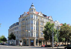 Wohnhaus Augustenstraße 26 Reudnitz