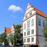 Reudnitz, Humboldt-Gymnasium