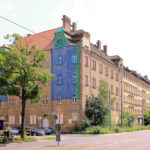 Reudnitz, Johannishospital (Zweiganstalt I)
