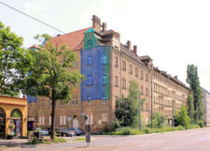 Johannishospital - Zweiganstalt I - Reudnitz