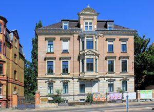 Wohnhaus Kohlgartenstraße 71 Reudnitz