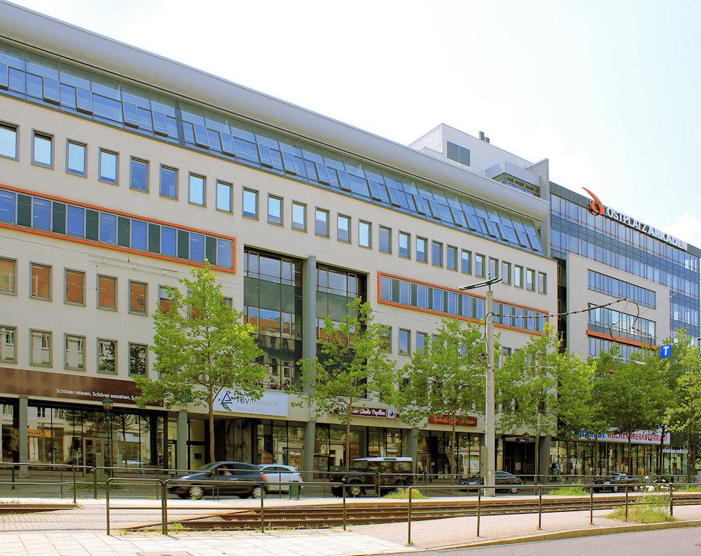 Ostplatz Leipzig ostplatzarkaden reudnitz stadt leipzig artikel artikel berichte