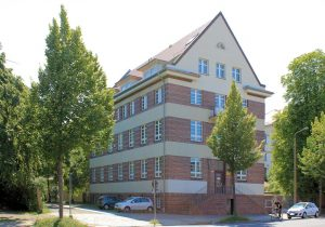 Ehem. Städtische Untersuchungsanstalt Reudnitz