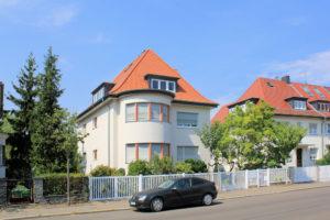 Villa Holzhäuser Straße 21 Reudnitz-Thonberg
