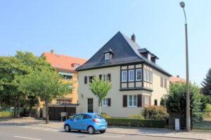 Villa Holzhäuser Straße 28 Reudnitz-Thonberg