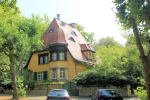 Villa Naunhofer Straße 24 Reudnitz-Thonberg