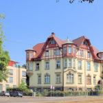 Reudnitz-Thonberg, Prager Straße 173