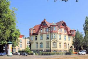 Villa Prager Straße 173 Reudnitz-Thonberg