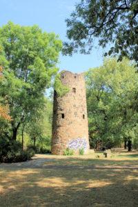 Ehem. Wasserturm Thonberg