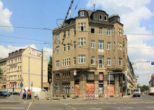 Wohnhaus Wurzner Straße / Kapellenstraße Reudnitz