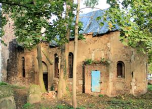Die Kirche in Rieda
