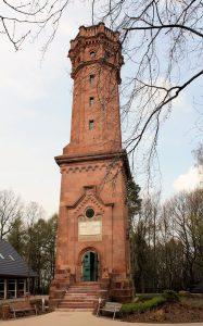 König-Friedrich-August-Turm Rochlitzer Berg
