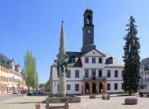 Rathaus Rochlitz
