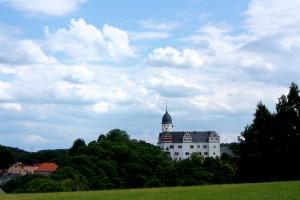 Schloss Rochsburg bei Chemnitz