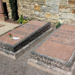 Nietzsche-Gedenkstätte Röcken, Grabmal Friedrich Nietzsche und seiner Schwester