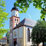 Ev. Stadtkirche St. Georg in Rötha