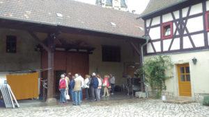 Weingut in Roßbach