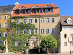 Ehem. Tuchmacherhaus Roßwein