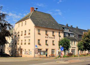 Rathaus Sayda