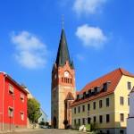 St.-Albanus-Kirche in Schkeuditz