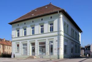 Wohn- und Geschäftshaus Markt 5 Schkeuditz