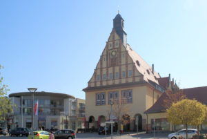 Rathaus Schkeuditz