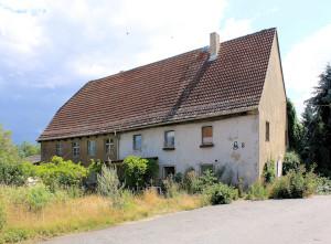Vorwerk Schlagwitz, Wohnhaus