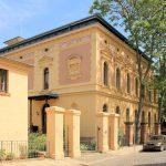 Schleußig, Karl-Heine-Villa