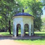 Schleußig, Pavillon Gerhards Garten