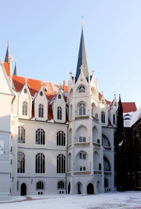 Schloss Albrechtsburg in Meißen