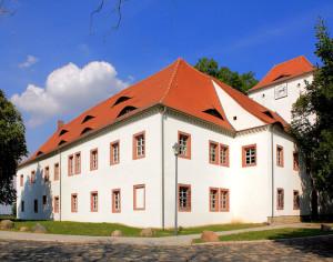 Schloss Altranstädt bei Leipzig