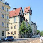 Schönefeld, Rathaus