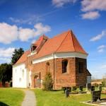 Kirche in Scholitz