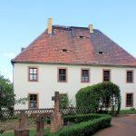 Pfarrhof Schwarzbach, Pfarrhaus