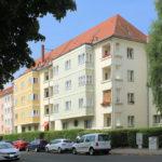 Sellerhausen-Stünz, Emmausstraße 2 bis 6