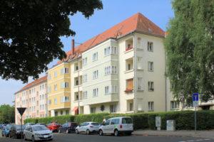 Wohnhaus Emmausstraße 2 bis 6 Sellerhausen-Stünz (Wohnanlage Edlichsche Erben)