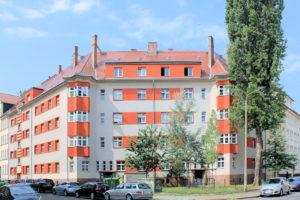 Wohnanlage Plaußiger Straße 14 bis 18 Sellerhausen-Stünz