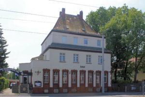 Ehem. Postamt Paunsdorf (Postamt 29) in Sellerhausen-Stünz