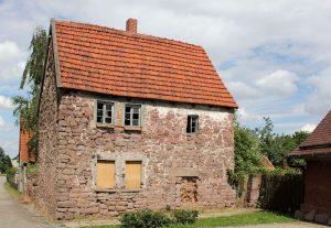Wohnhaus Mansfelder Ring 20 Siebigerode (Zustand 2012)