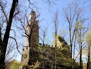 Burg Stein bei Hartenstein