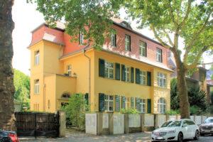 Villa Breslauer Straße 57 Stötteritz