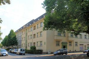 Wohnhaus Gletschersteinstraße 25/27 Stötteritz