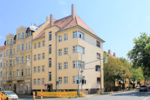 Wohnhaus Holzhäuser Straße 32 Stötteritz